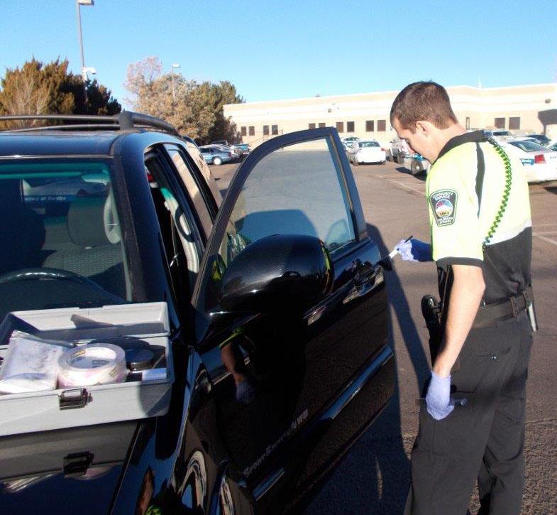 Vw Motor City Colorado Springs: Colorado Springs Police Department CSO Program