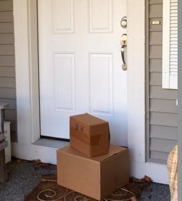 Addressing Front Porch Parcel Theft