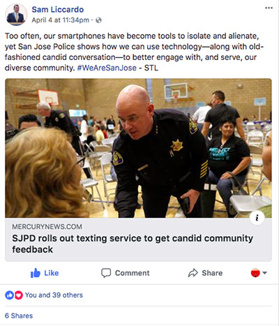 Digital Community Policing: The New Frontiers in Civilian