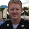 Photo: Community Resource Officer Josh Coleman