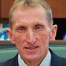 Photo: Commissioner William Evans