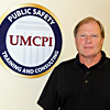 Photo: Wayne Shellum, Training Services Director of the Upper Midwest Community Policing Institute