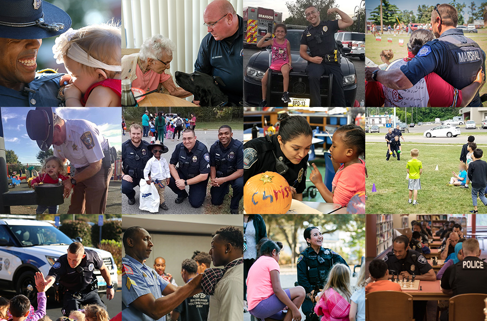 2020 COPS Photo Contest Winners Grid